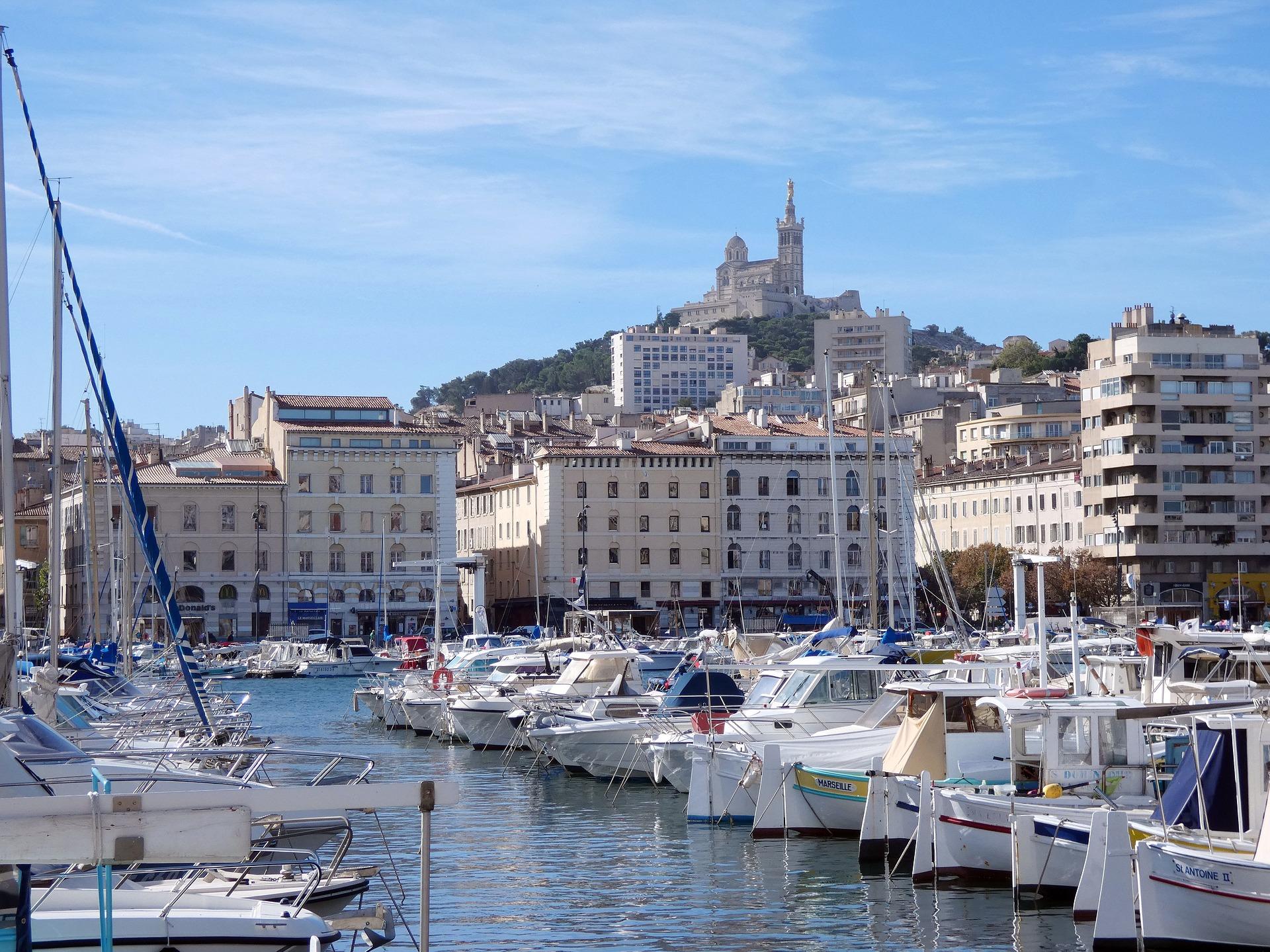 Tåg till Provence och Rivieran